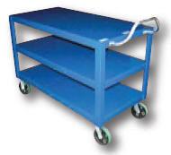 Steel Utlity Cart