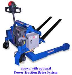 Tilt Masters pallet trucks can provide an excellent tool for these organizations due to their multi functionality and their ergonomic design.