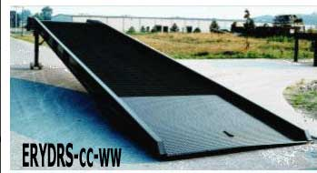 Industrial Grade Truck Loading Ramps