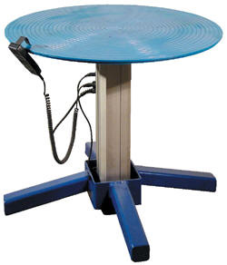 Commercial Work Tables - Rotating work table