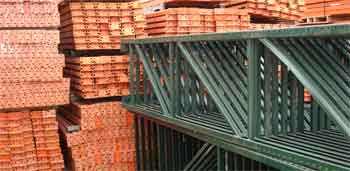 As such, almost all industrial pallet racks are designed to anticipate and withstand occasional forklift collisions that can result through either human or mechanical error.