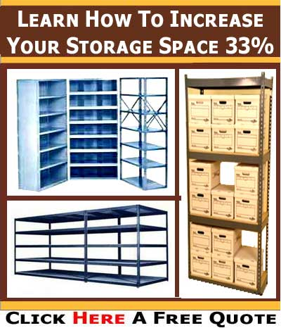 Industrial & Commercial Warehouse Shelving Systems/Units Sales & Accessories