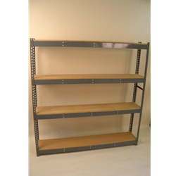 Commercial Grade Widespan Shelving Units